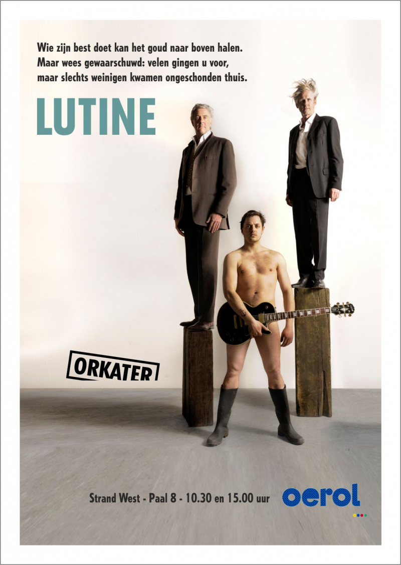 Poster: LUTINE